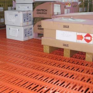 China Industrial Warehouse Raised Storage Platform Capacity 1000-5000KG / Tons supplier