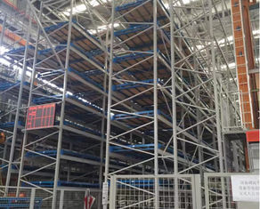 China Load Pallet Storage And Retrieval System , ASRS Warehouse Storage Solutions supplier